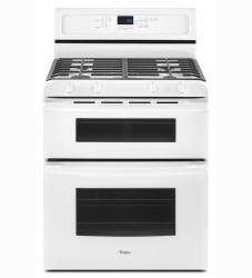 Brand: Whirlpool, Model: GGG388LXQ, Color: White