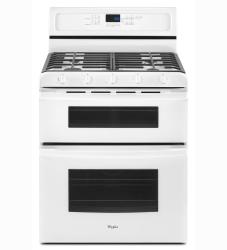 Brand: Whirlpool, Model: GGG390LX, Color: White