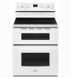 Brand: Whirlpool, Model: GGE388LXS, Color: White