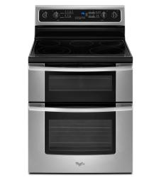 Brand: Whirlpool, Model: GGE388LXS, Color: Stainless Steel