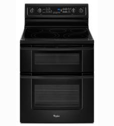 Brand: Whirlpool, Model: GGE390LXB, Color: Black