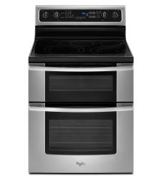 Brand: Whirlpool, Model: GGE390LXS, Color: Stainless Steel