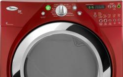 Brand: Whirlpool, Model: WED9470WR