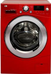 Brand: LG, Model: WM1355HW, Color: Wild Cherry Red