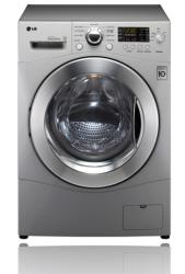 Brand: LG, Model: WM3455HW, Color: Silver