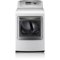 Brand: LG, Model: DLGX5102V, Color: White