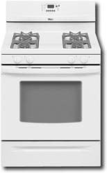 Brand: Whirlpool, Model: SF362LXTB, Color: White on White