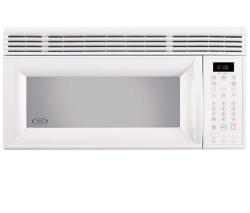 Brand: Whirlpool, Model: MH1150XMB, Color: White on White