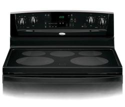 Brand: Whirlpool, Model: GR448LXPQ, Color: Black on Black