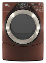 Brand: Whirlpool, Model: WGD9500TC, Color: Tuscan Chestnut
