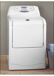 Brand: MAYTAG, Model: MDE9800AY, Color: White