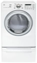 Brand: LG, Model: DLG7188WM, Color: White