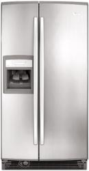 Brand: Whirlpool, Model: ES5FHAXSA, Color: Monochromatic Satina Stainless Finish