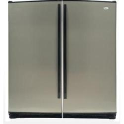 Brand: Whirlpool, Model: EV187NYRQ, Color: Stainless on Black