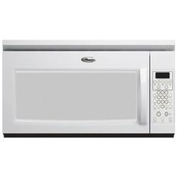 Brand: Whirlpool, Model: MH2175XSS, Color: White