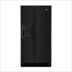 Brand: Whirlpool, Model: GS2SHAXS, Color: Black on Black