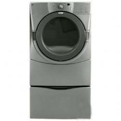 Brand: Whirlpool, Model: , Color: Diamond Dust (Silver)
