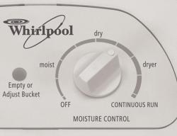 Brand: Whirlpool, Model: AD25BSR