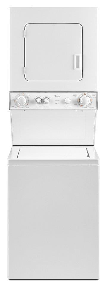 Lte5243dq Whirlpool Lte5243dq Laundry Centers White