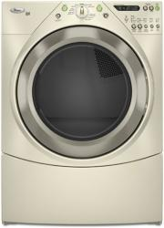Brand: Whirlpool, Model: WGD9400VE, Color: Bisque with Gold Metallic Accents