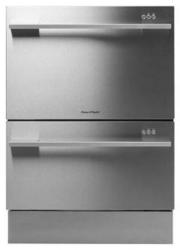 Brand: Fisher Paykel, Model: DD605, Color: Stainless Steel with Flat Door