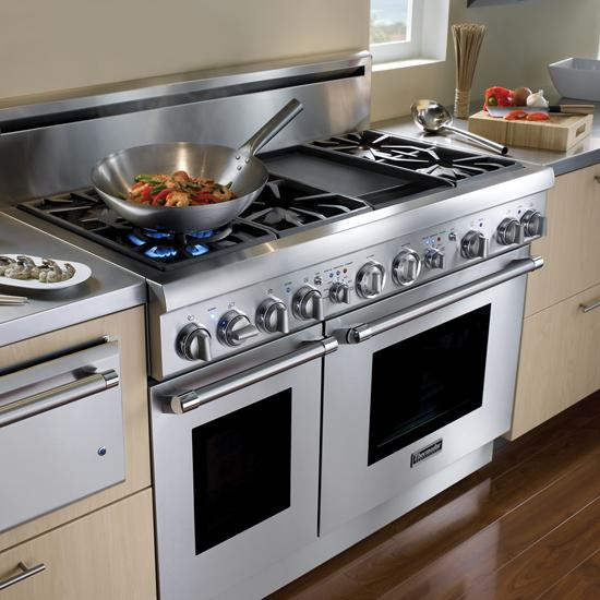 Thermador Prg486gdh 48 Inch Pro Style Gas Range With 6