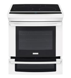 Brand: Electrolux, Model: EW30ES65GS, Color: White