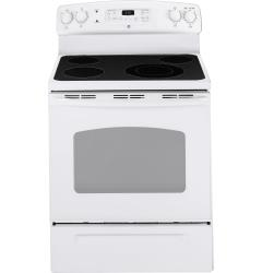 Brand: GE, Model: JB640MRBS, Color: White