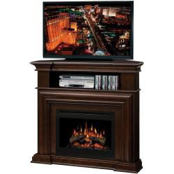 Brand: Dimplex, Model: GDS251057E, Style: Montgomery Electric Fireplace