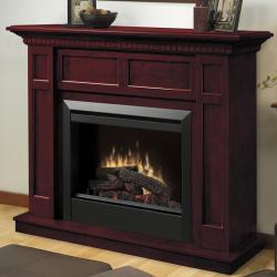 Brand: Dimplex, Model: DFP4743, Color: Cherry