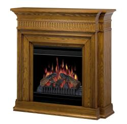 Brand: Dimplex, Model: CFP3950BW, Color: Oak