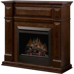 Brand: Dimplex, Model: GDS23MA1051, Style: Trenton Electric Fireplace