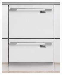 Brand: Fisher Paykel, Model: DD24DDFTX6V2, Color: Integrated/Requires Custom Panel
