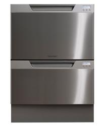 Brand: Fisher Paykel, Model: DD24DCB6, Color: Stainless Steel with LCD Display