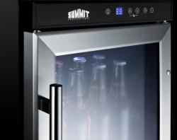 Brand: SUMMIT, Model: SCR1536SSTB