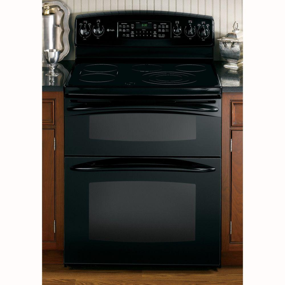 how to change the time on a ge profile stove