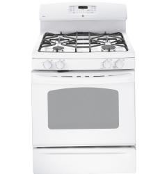 Brand: GE, Model: JGB295DER, Color: White