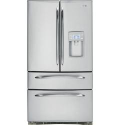 Brand: GE, Model: PGSS5PJZSS, Style: 24.9 cu. ft. French Door Refrigerator