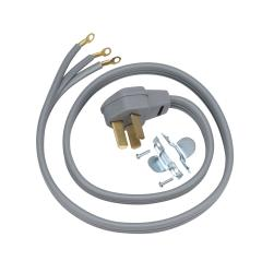 Brand: General Electric, Model: WX9X6, Style: Range Power Cord