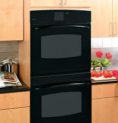 Brand: GE, Model: PT960SRSS, Color: Black on Black