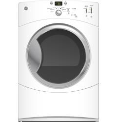 Brand: GE, Model: GFDN110GLWW, Color: White