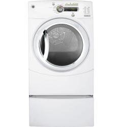 Brand: GE, Model: GFDN245ELMS, Color: White on White