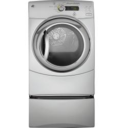 Brand: GE, Model: GFDN245GLMS, Color: Metallic Silver