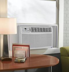 Brand: GE, Model: AKM25DN, Style: 24,500 BTU Air Conditioner