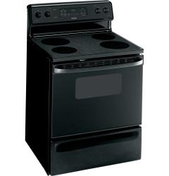 Brand: HOTPOINT, Model: RB787DPWW, Color: Black