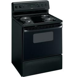 Brand: HOTPOINT, Model: RB536DPWW, Color: Black