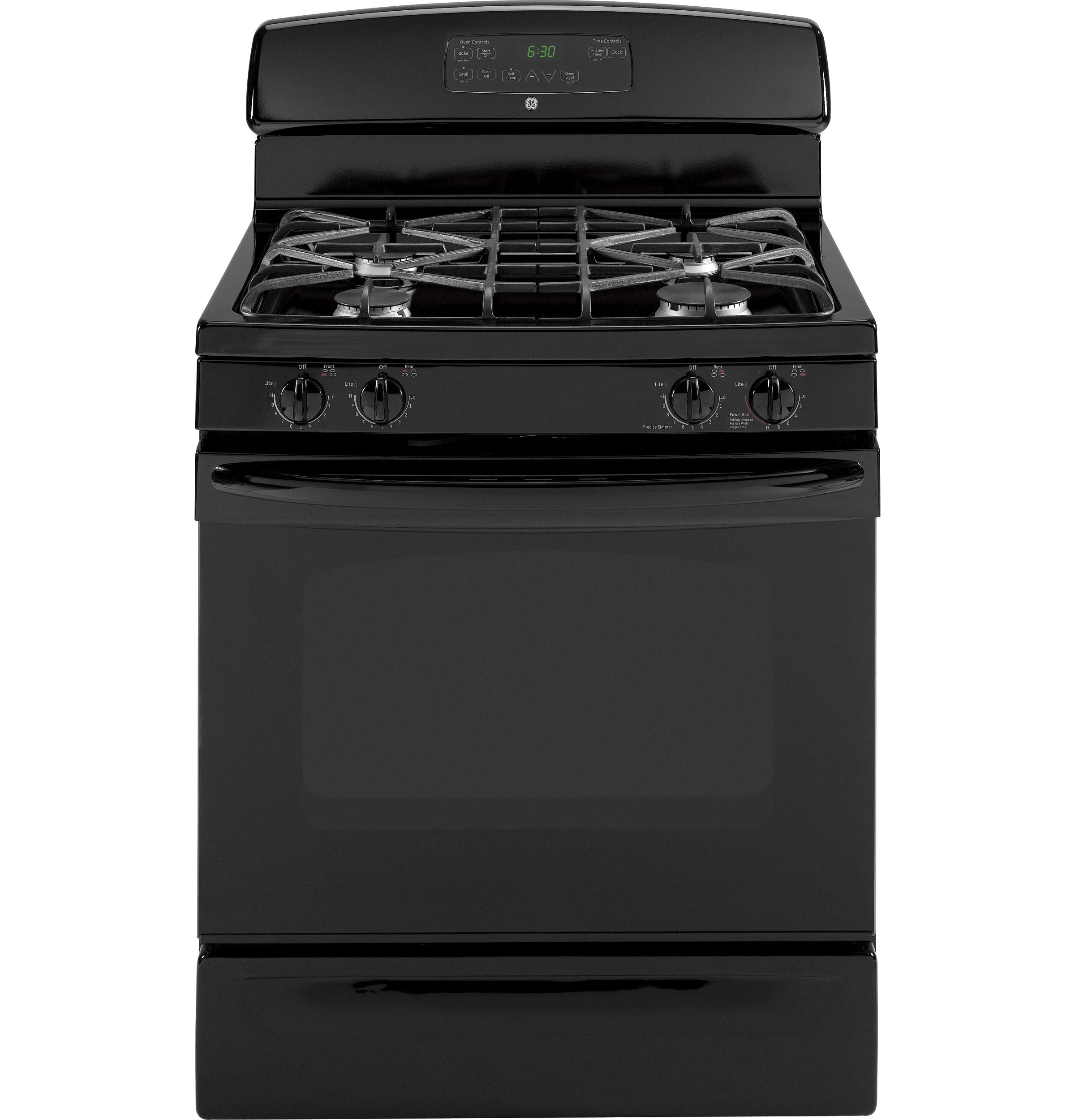 General Electric Stoves ~ Jgb erss general electric gas ranges