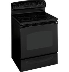 Brand: GE, Model: JB3001RSS, Color: Black