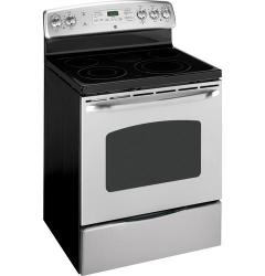 Brand: GE, Model: JB3001RSS, Color: Stainless Steel