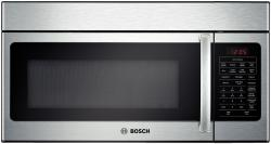 Brand: Bosch, Model: HMV8051U, Color: Stainless Steel